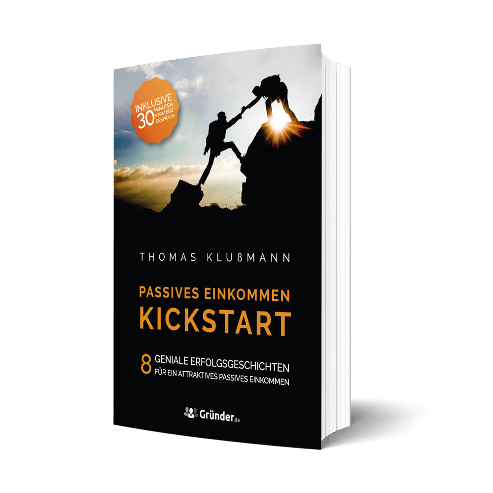 Geld verdienen - Passives Einkommen Kickstart