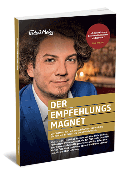 Online Marketing - Der Empfehlungsmagnet