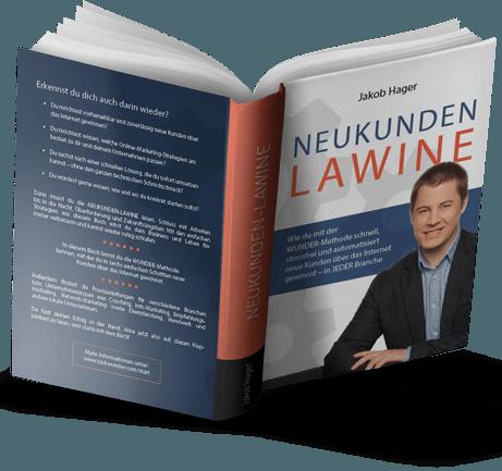 Gratis Buch - Business Wissen - Neukundenlawine